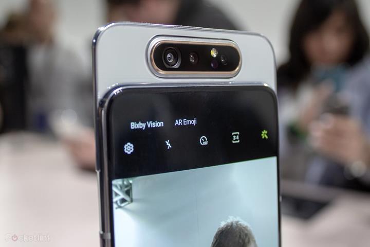 Samsung Galaxy A90 kızaklı kamera ile gelmeyebilir
