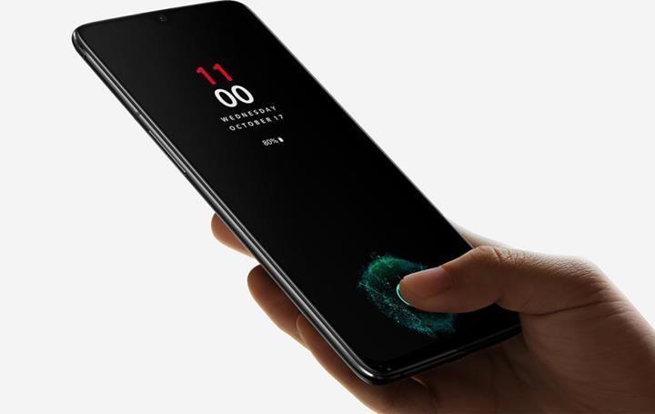 Uygun fiyatlı LCD panellere ekran altı parmak izi okuyucu desteği bu yıl gelecek