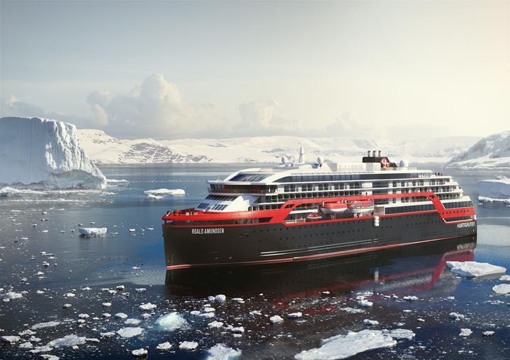 Dünyanın ilk elektrikli batarya ile çalışan yolcu gemisi sefere hazırlanıyor