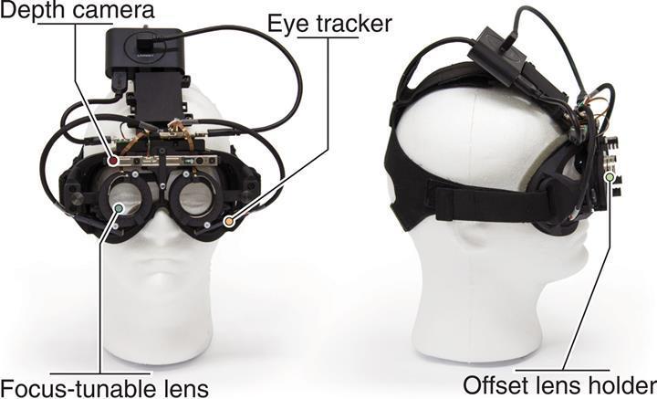 Yakını görme bozukluğu yaşayanlar için otomatik odaklanabilen gözlük geliştirdi