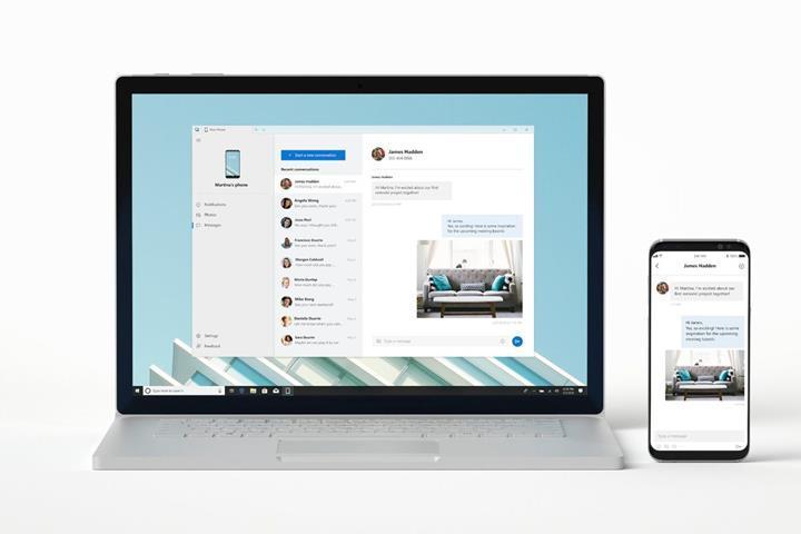 Your Phone uygulamasına telefondaki bildirimleri PC'de gösterme özelliği geldi