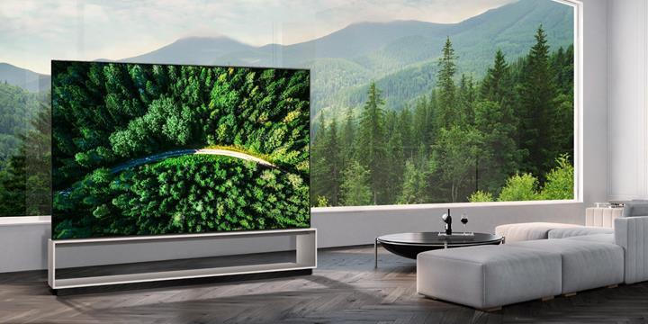 LG'nin OLED TV'leri göz konforu sertifikası aldı