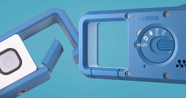 Canon IVY REC kişisel kayıt kamerası duyuruldu