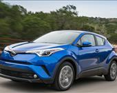 Toyota C-HR: 165 bin 450 TL (143 bin 750 TL)