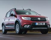 Dacia Sandero: 84 bin 900 TL (75 bin 900 TL)