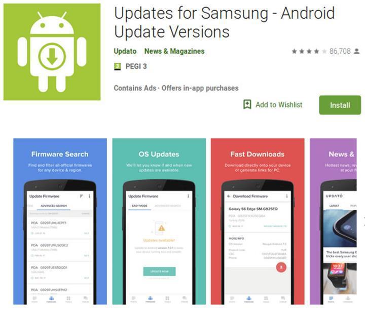 10 milyon Android kullanıcısı, sahte Samsung güncelleme uygulamasını yükledi