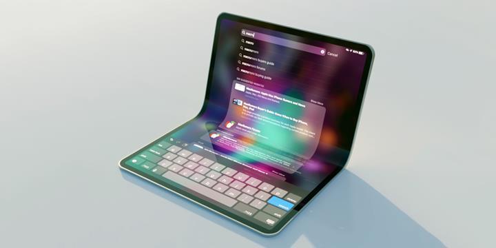 Analistlere göre Apple katlanabilir iPad üzerinde çalışıyor