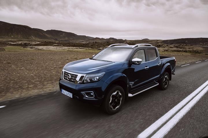 2019 Nissan Navara'nın detayları belli oldu: Daha konforlu ve daha verimli