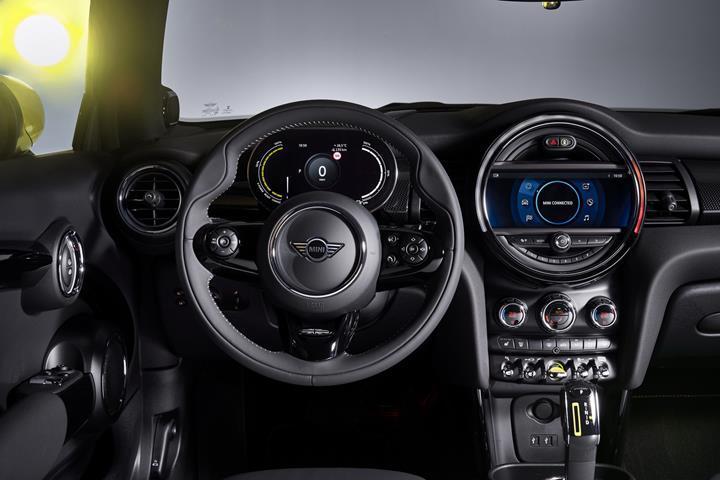 Mini Cooper'ın elektrikli versiyonu tanıtıldı: İşte tüm özellikleri