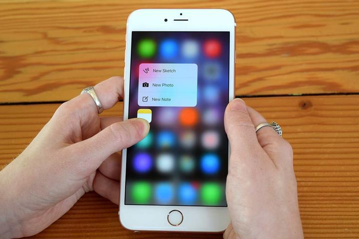 iPhone 11 modellerinde 3D Touch özelliği olmayabilir
