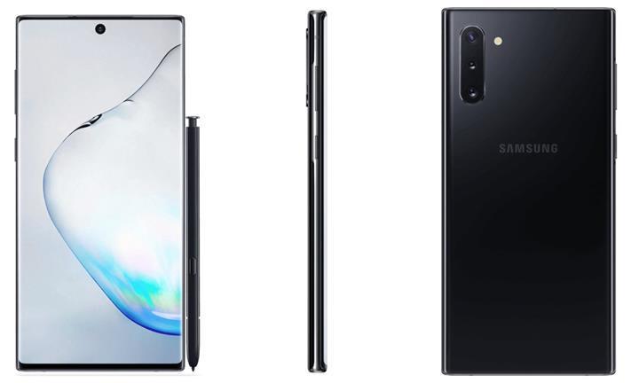 Samsung Galaxy Note 10 resmi basın görselleri ile karşınızda