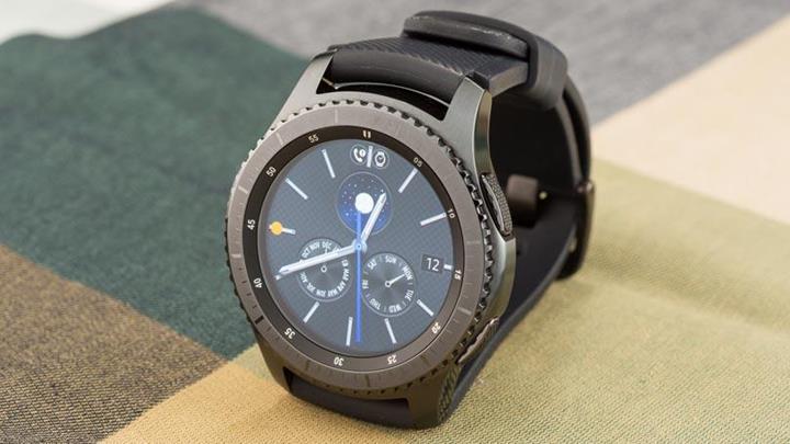 Samsung Gear S3 güncellemesi yayınlandı