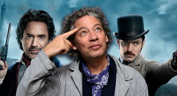 Sherlock Holmes 3'ün yönetmeni belli oldu