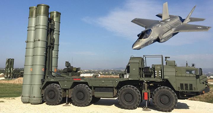 Meraklı bekleyiş sona erdi: S-400 parçaları Türkiye'de!