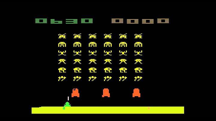 Space Invaders filmi geliyor