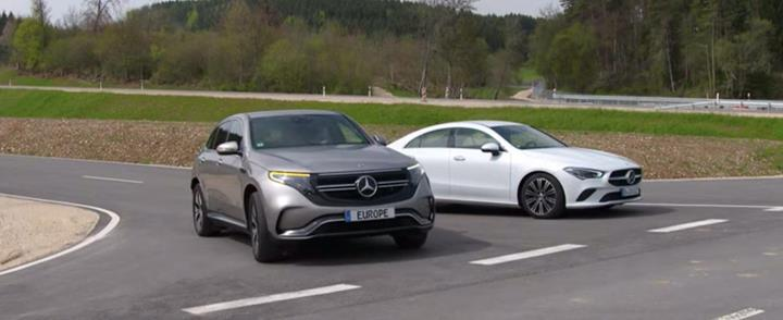 Mercedes, elektrikli araçlarına ekleyeceği motor sesini gösteren bir video paylaştı
