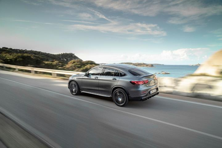 2019 Mercedes-AMG GLC 43 4MATIC modelleri tanıtıldı