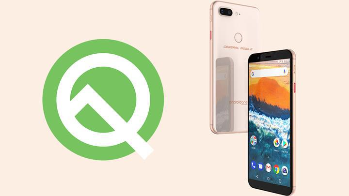 GM 9 Pro'nun Android Q Beta'sı bağımsız geliştiricinin yazılımını izinsiz kullanıyor olabilir