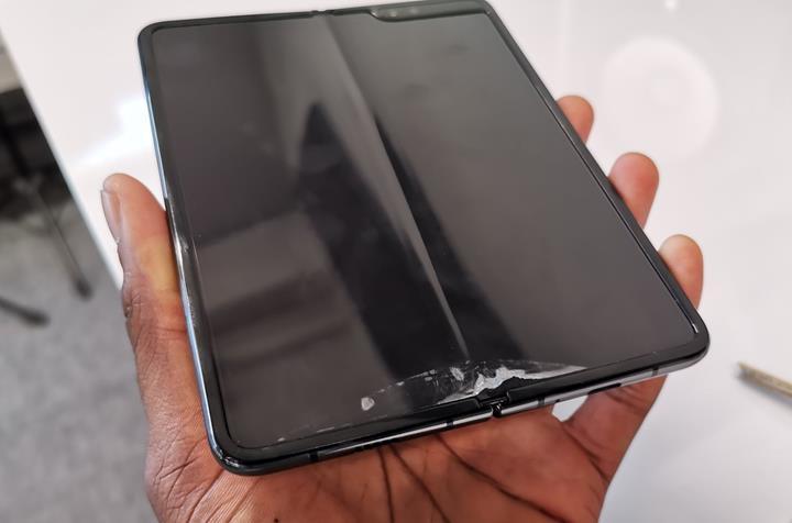 Samsung Galaxy Fold, endüstri uzmanlarının dayanıklılık testinden geçti