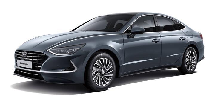 2020 Hyundai Sonata Hybrid tanıtıldı: Güneş panelli tavan ve yeni teknolojiler