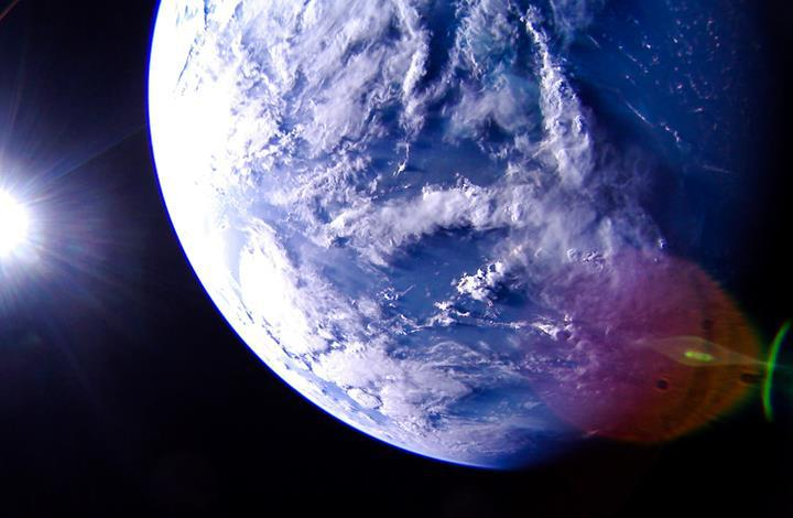 LightSail 2, uzaydan Dünya'nın inanılmaz fotoğraflarını yakaladı