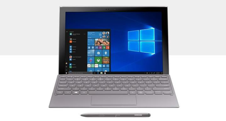 Windows 10'lu Samsung Galaxy Space geliyor
