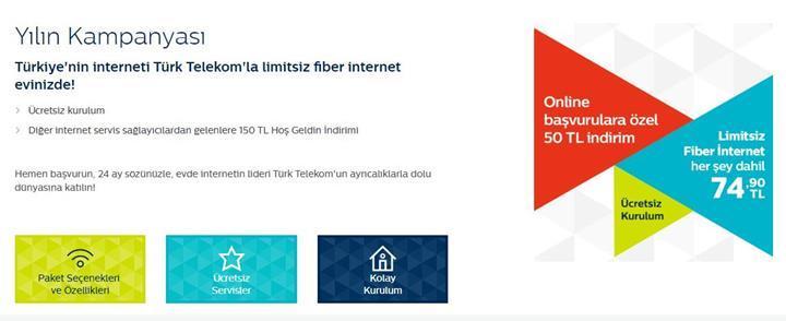 Türk Telekom'un limitsiz sabit internet paketleri yenilendi: İşte yeni fiyatlar