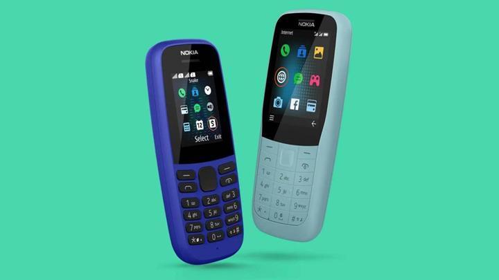 Nokia 220 4G ve Nokia 105 telefonları duyuruldu