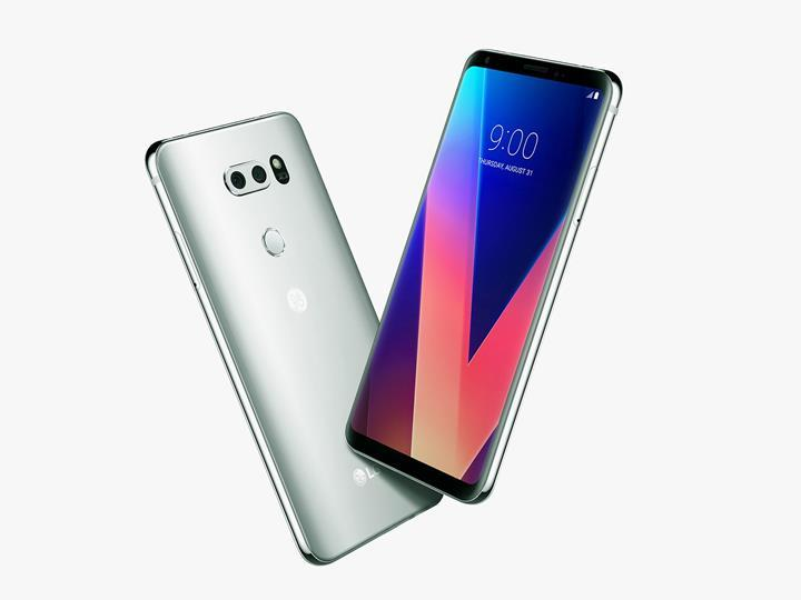 Android Pie Update Launched for LG V30