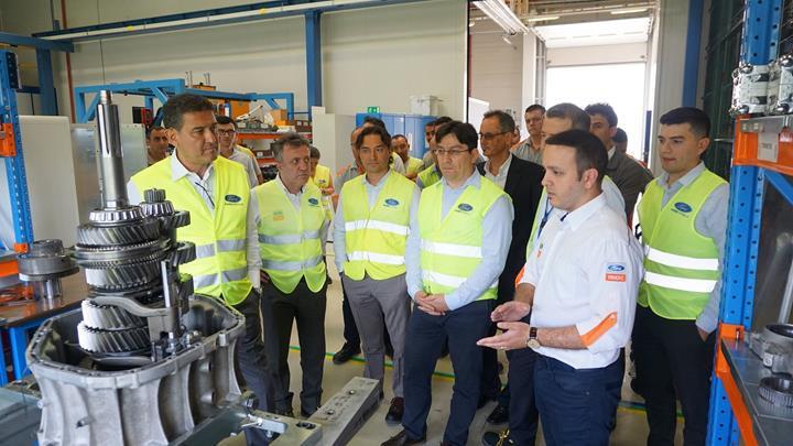 Ford Otosan'dan yerli şanzıman üretimi için önemli adım