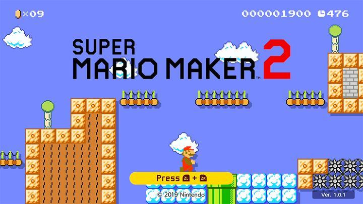 Super Mario Maker 2 Video İnceleme