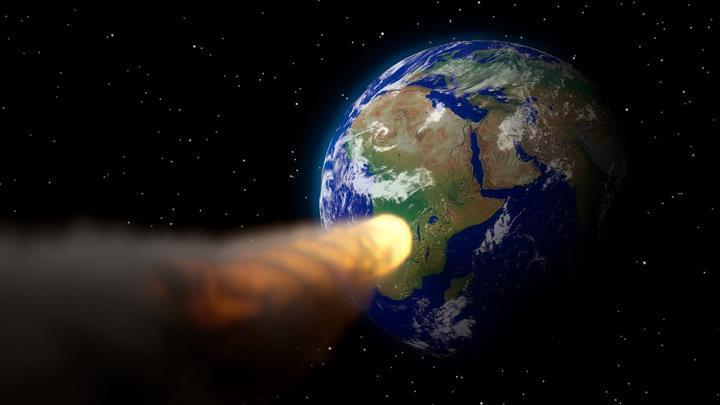 Dünya'nın yakınından geçen dev asteroit, astronomları endişelendirdi