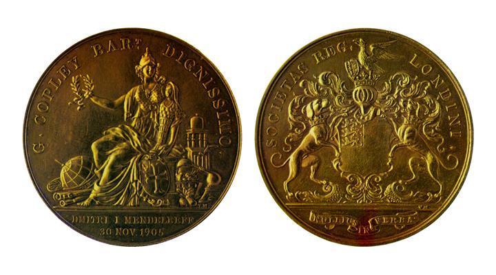 Lityum-iyon pillerinin mucidi Copley Madalyası aldı