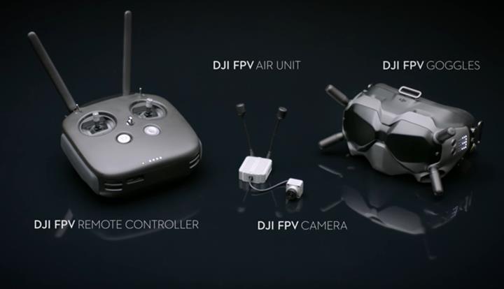 DJI yeni Drone gözlük sistemini duyurdu