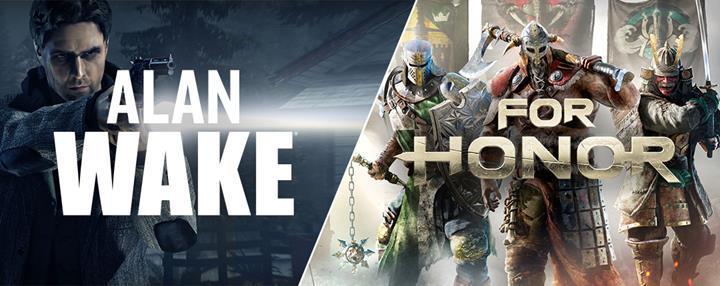 Epic Store'dan iki ücretsiz oyun daha: Alan Wake ve For Honor