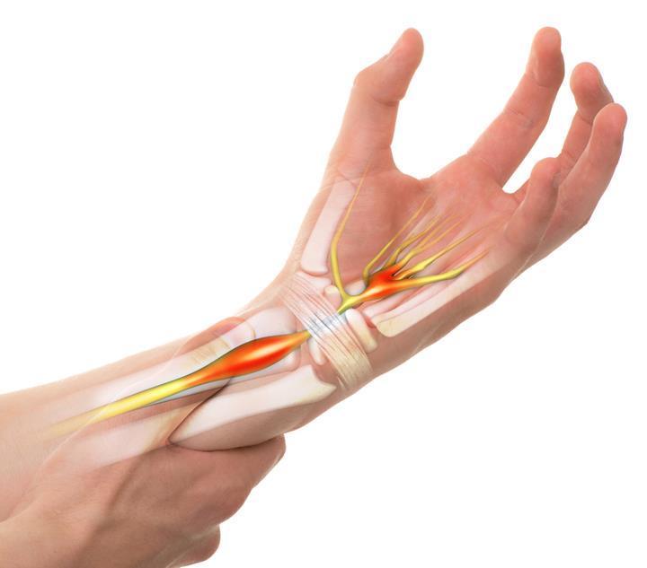 Giyilebilir kol bandı kas zedelenmelerini tespit edebilecek