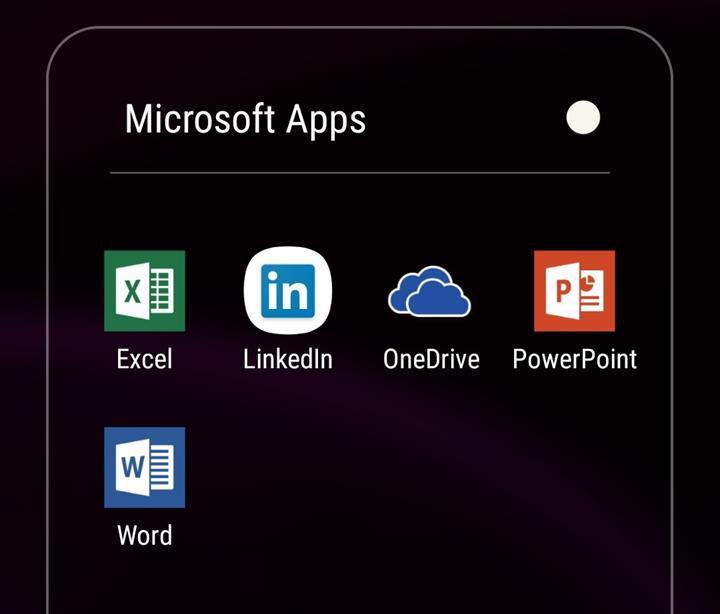 Galaxy Note 10'da daha fazla Microsoft uygulaması yüklü gelecek