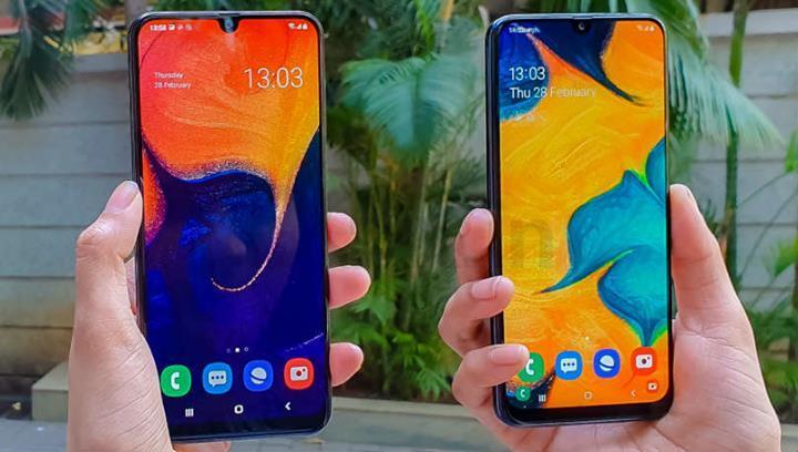 Samsung Galaxy A30s'in detayları netleşiyor