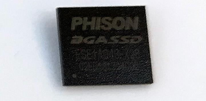 Phison 1.7 GB/s'ye varan hızlara ulaşabilen BGA SSD'sini duyurdu