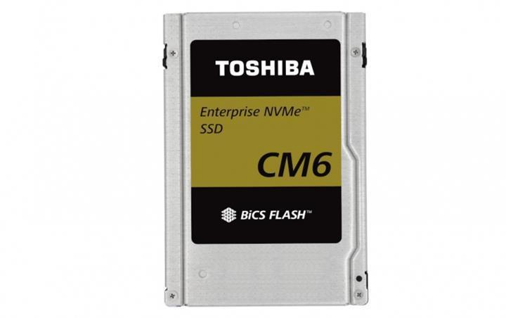 Toshiba sunucular için en hızlı PCIe 4.0 SSD modelini duyurdu