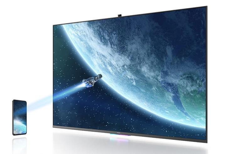 HarmonyOS işletim sistemli Honor Vision TV tanıtıldı