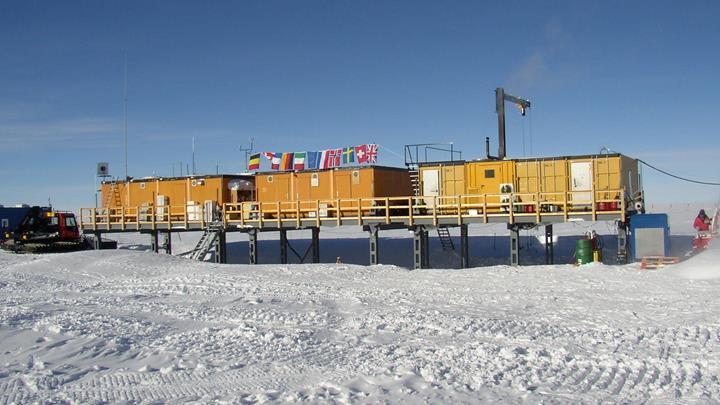 Eski süpernovaya ait kalıntılar Antarktika'da bulundu