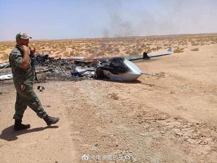 ASELSAN üretimi Lazer Savunma Sistemi'nin Libya'da kullanıldığı iddia ediliyor