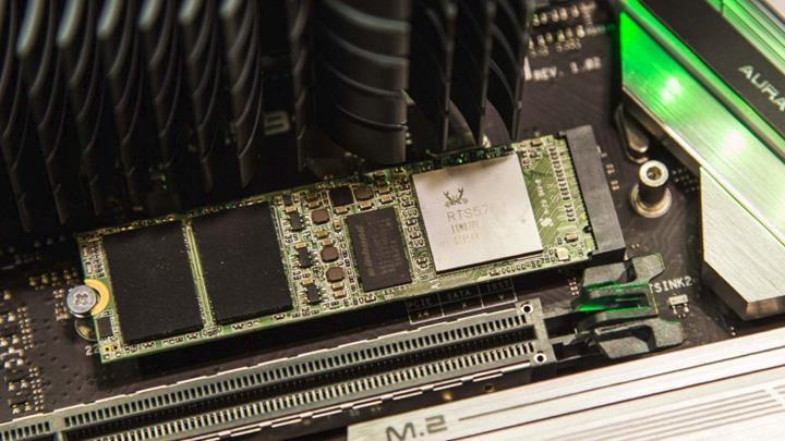 Realtek yeni SSD kontrolcülerini duyurdu