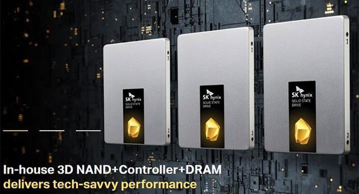 SK Hynix Gold S31 SSD'lerini duyurdu