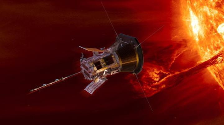 Parker Solar Probe, 'güneş rüzgarlarının' videosunu yakaladı