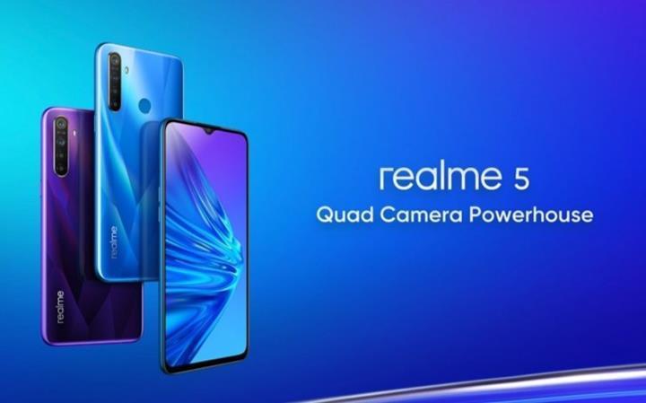 Realme 5 ve Realme 5 Pro tanıtıldı