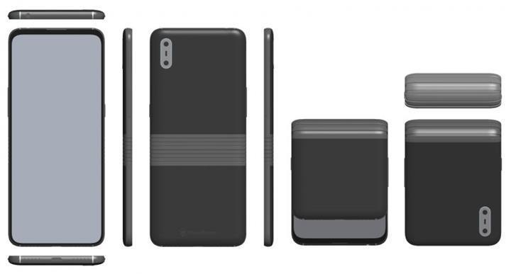 TCL gelecek yıl iki katlanabilir akıllı telefon çıkarmayı planlıyor