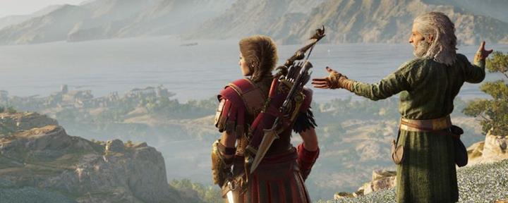 Ubisoft'tan hediye Assasin's Creed Odyssey DLC paketi