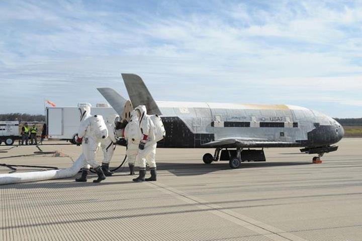 ABD ordusunun 'amacı gizli tutulan' uzay aracı, 720 gündür yörüngede